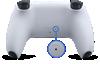 DualSense reset button