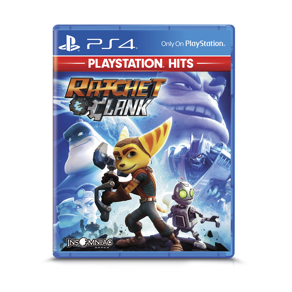 Ratchet & Clank™ PlayStation®Hits
