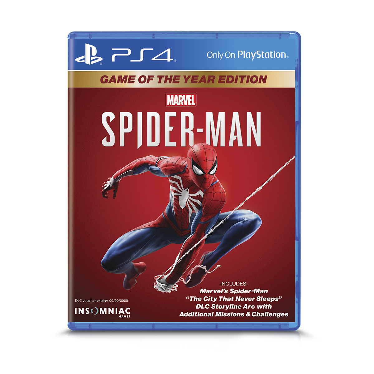 Marvel Spider-Man Game of the Year edition thumbnail