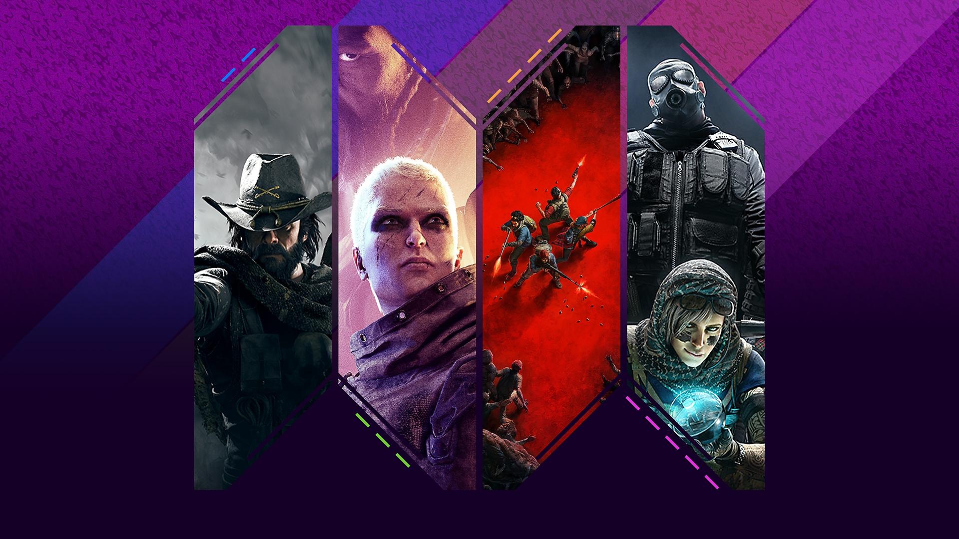 Arte promocional de Los mejores shooters de equipos en PS4 y PS5