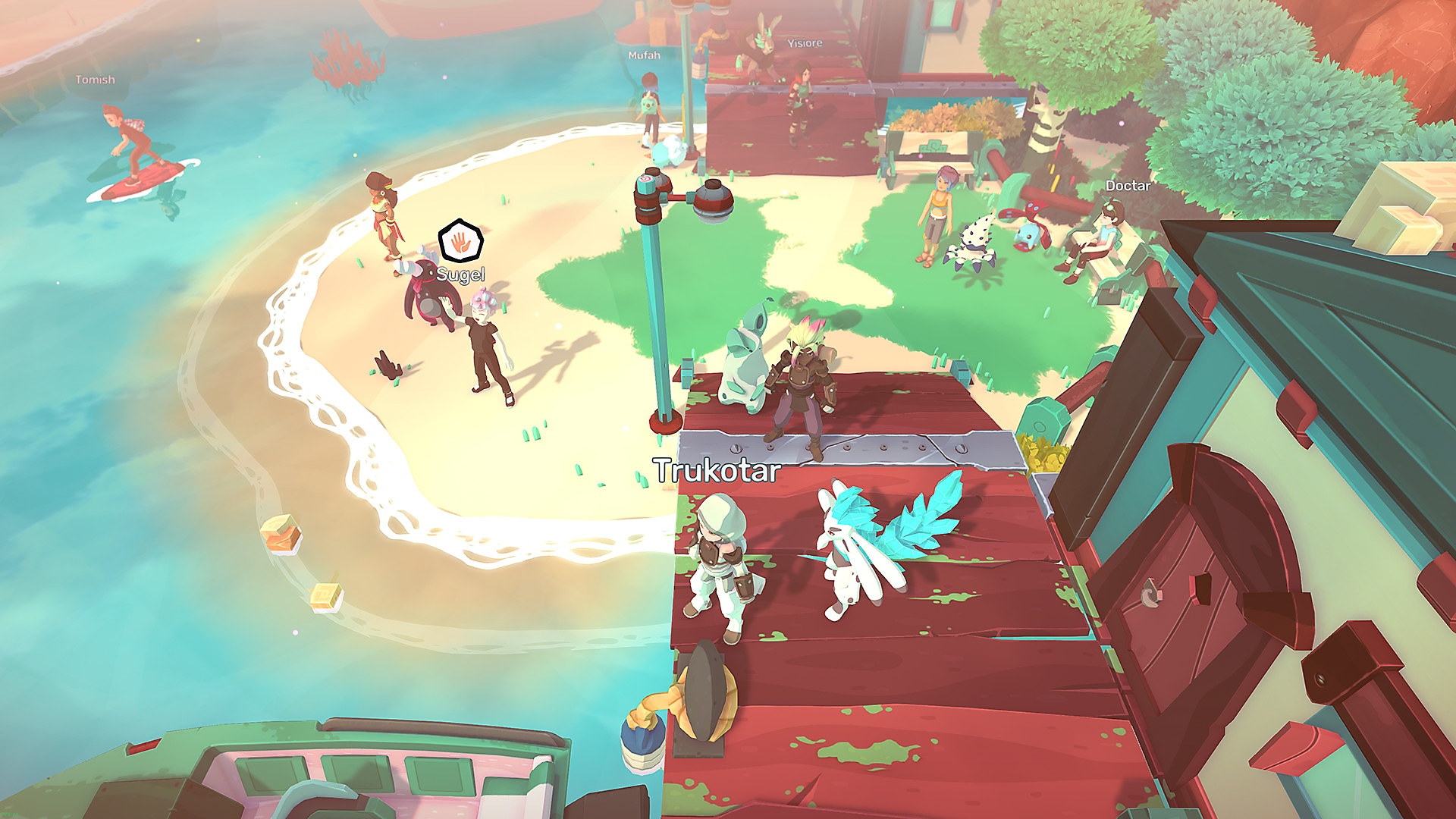 Temtem - Gallery Screenshot 3