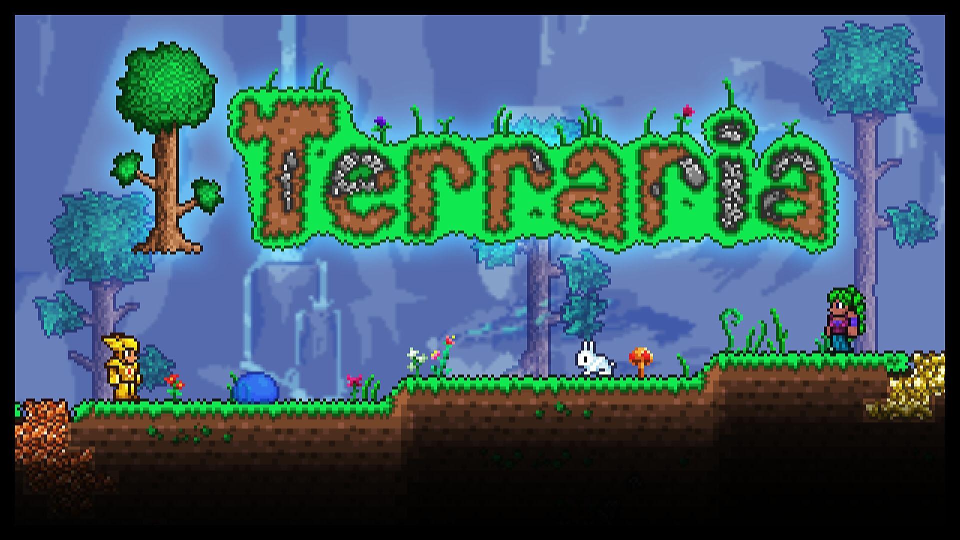Terraria - Tráiler Dos noches en Terraria