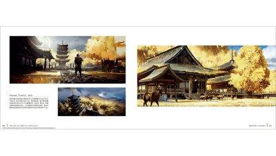 ジ・アート・オブ Ghost of Tsushima画像2