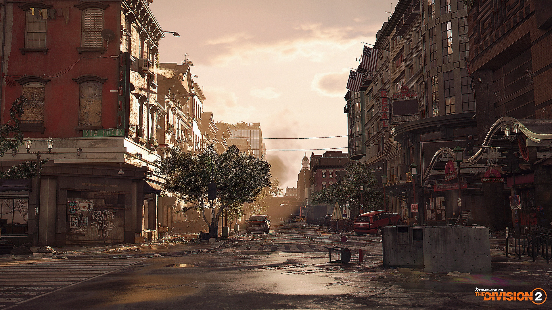 لعبة Tom Clancy's The Division 2