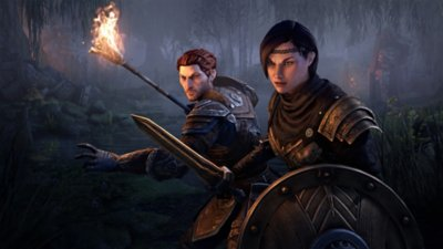 The Elder Scrolls Online – Blackwood, snimka zaslona