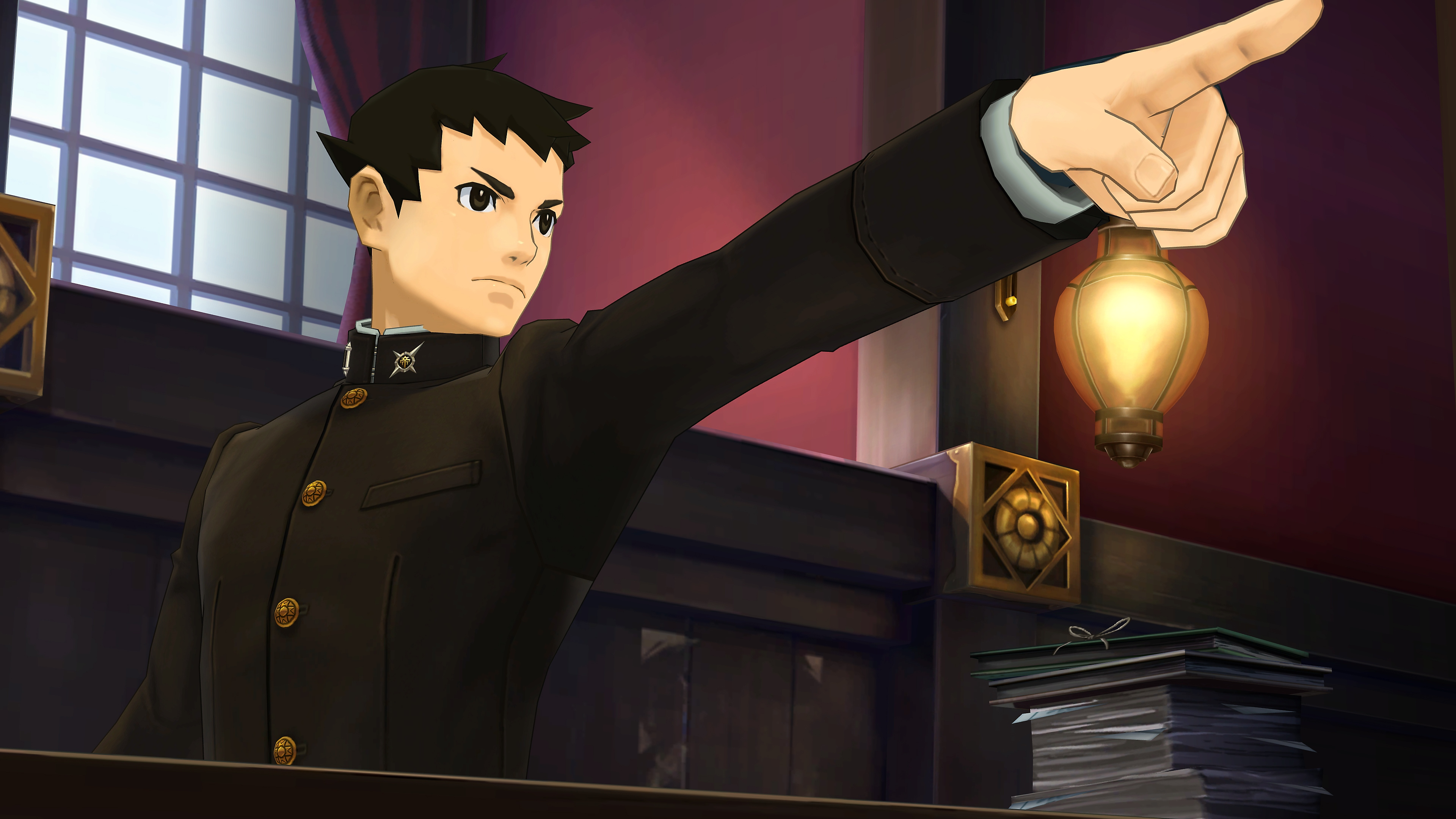The Great Ace Attorney Chronicles - Gallery Screenshot 1