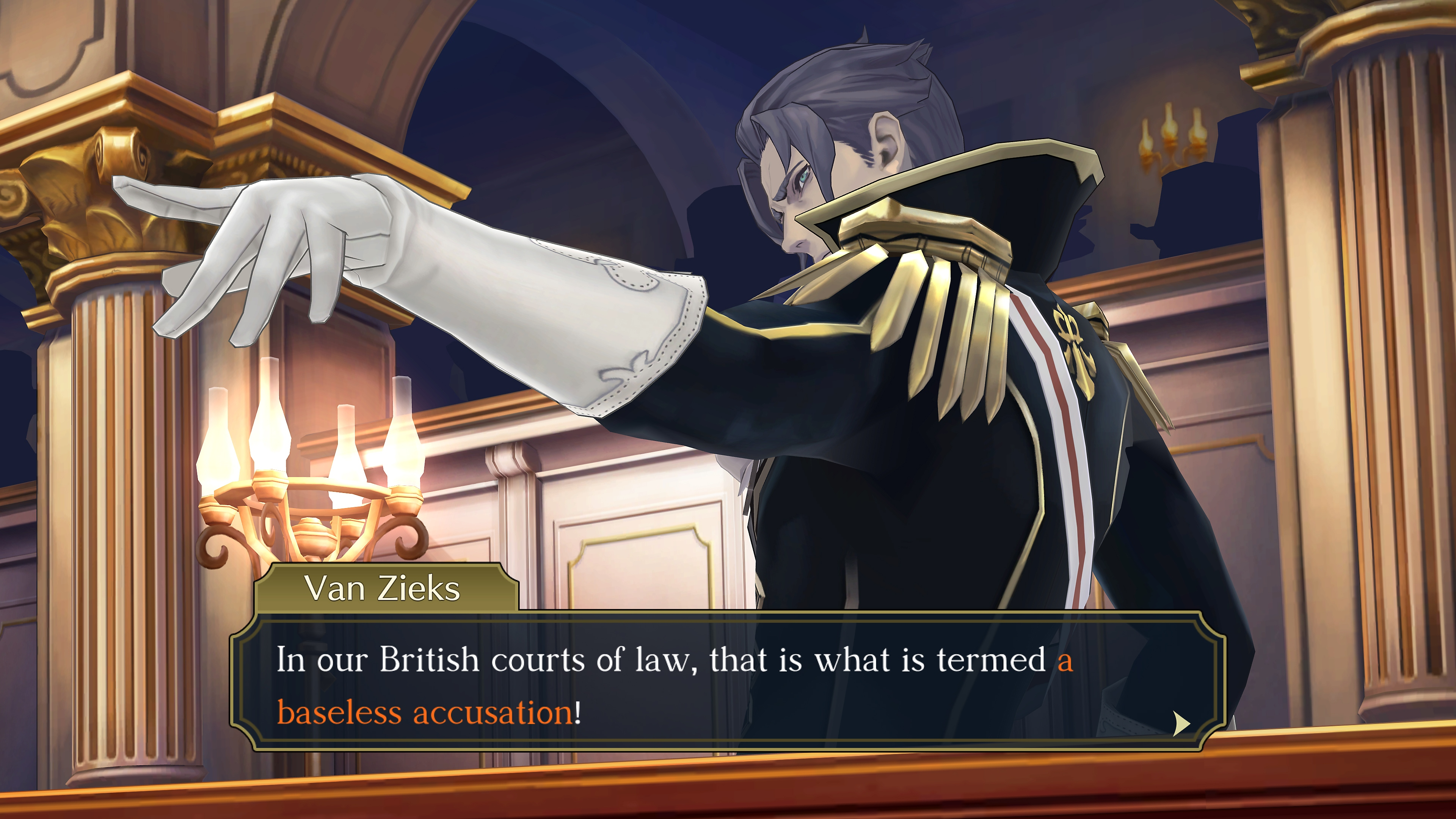 The Great Ace Attorney Chronicles - Gallery Screenshot 6