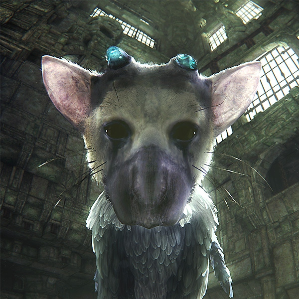 The Last Guardian VR - Pack Shot