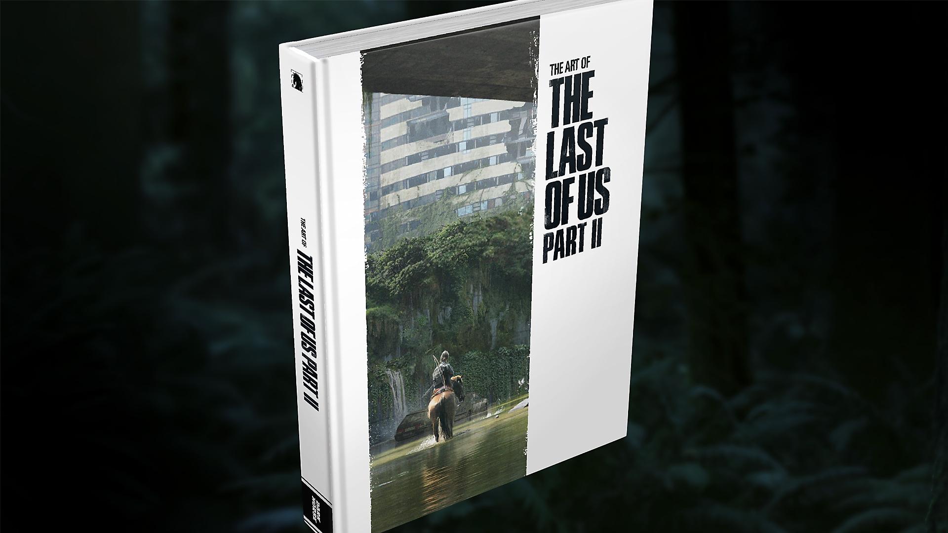 The last of us part ii art book