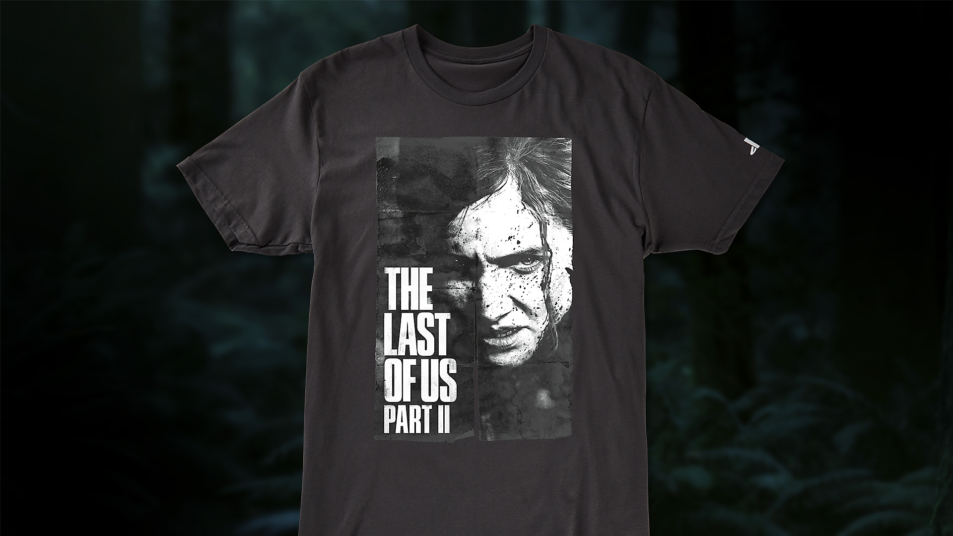 the last of us outbreak day 2019 ellie t-shirt