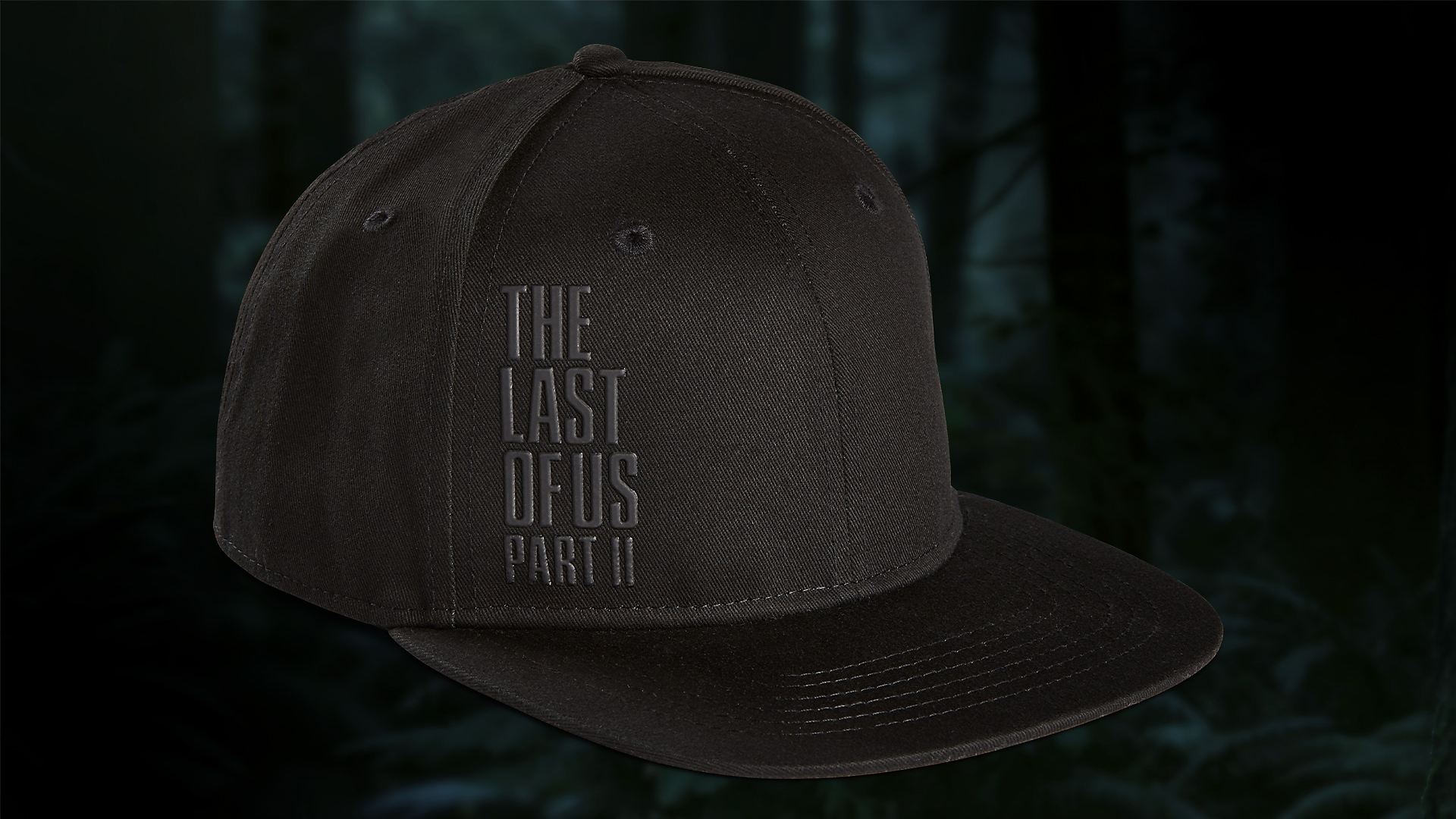 the last of us outbreak day 2019 logo hat