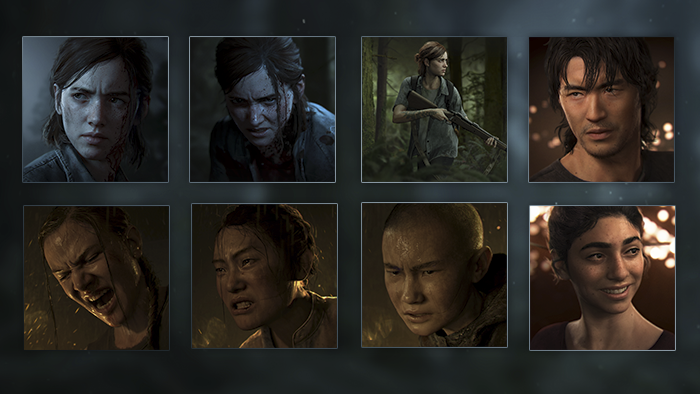 the last of us part ii outbreak day 2018 avatars