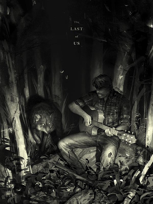 the last of us part ii outbreak day 2018 poster