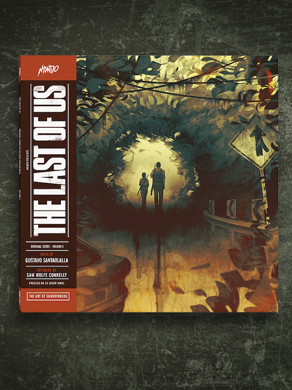 the last of us outbreak day 2018 ost vinyl