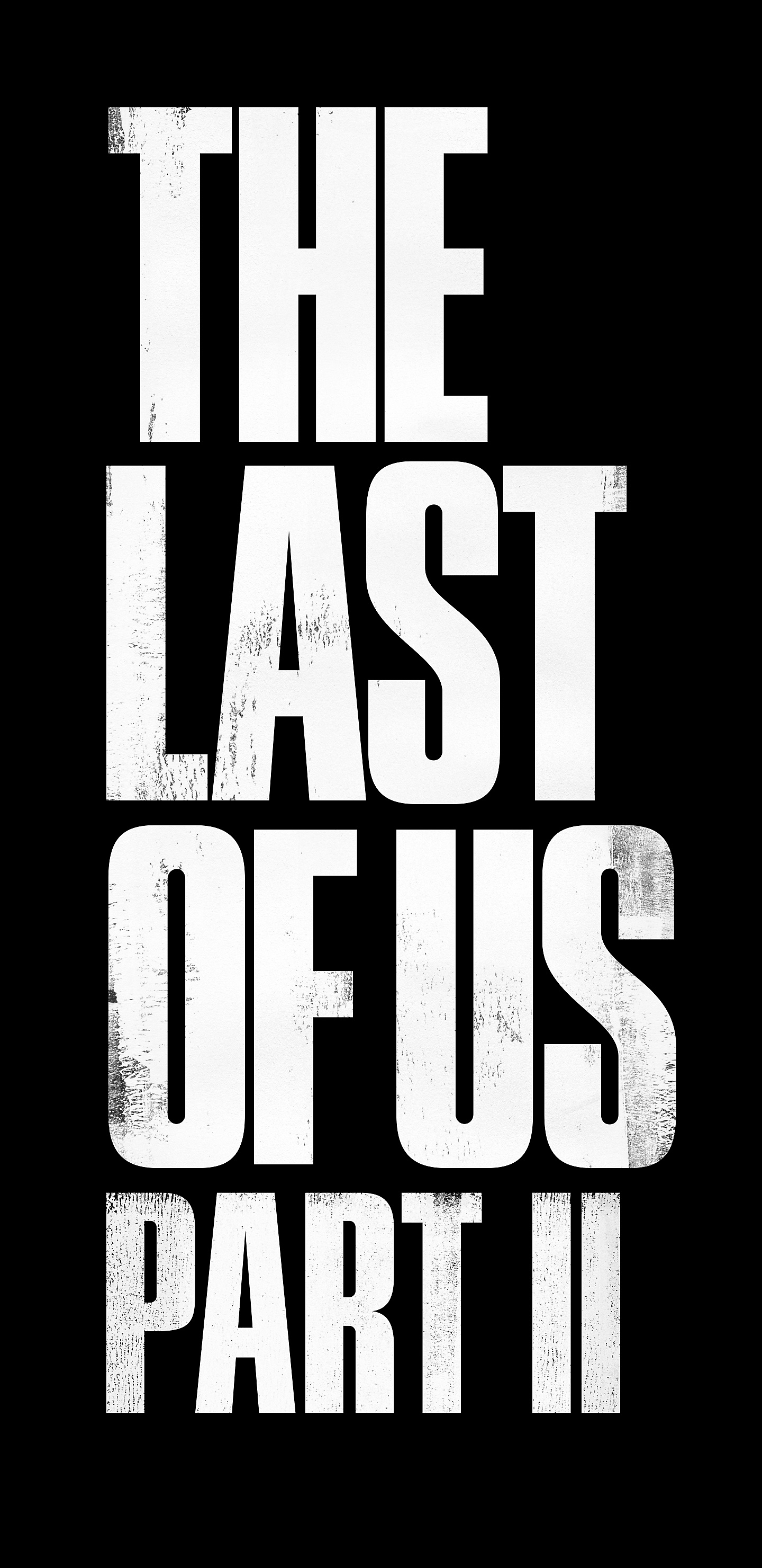 Logotipo de The Last of Us Part II - Samsung Galaxy S9