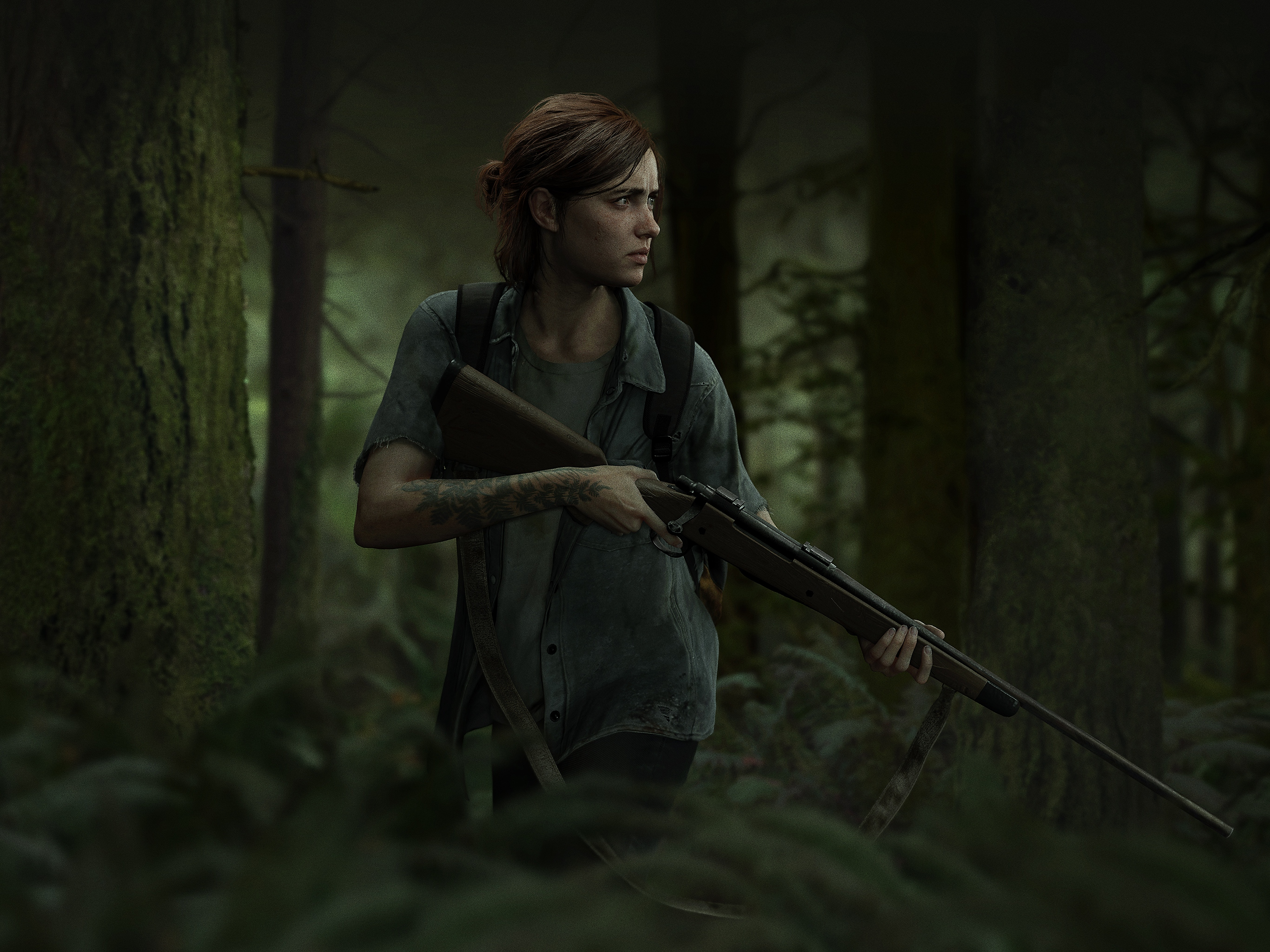 The Last of Us Part II El día del brote 2018 - iPad Pro