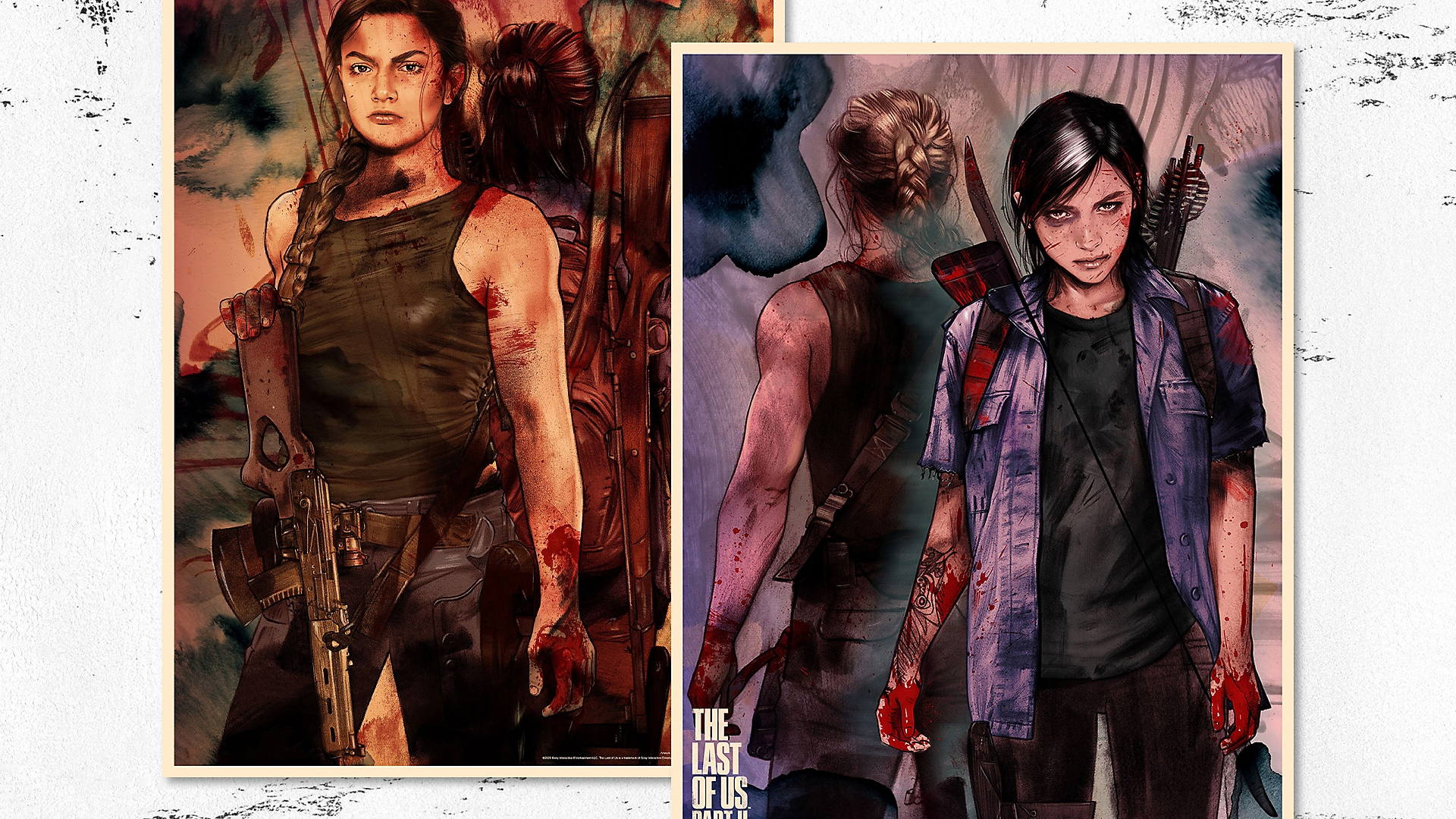 the last of us day mondo posters