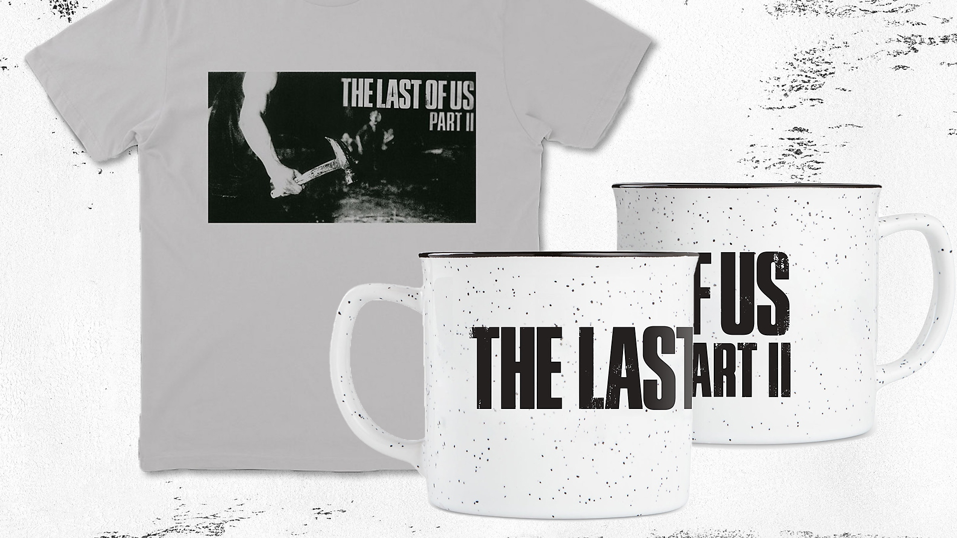 THE LAST OF US PART II MERCH FROM PLAYSTATION GEAR STORE