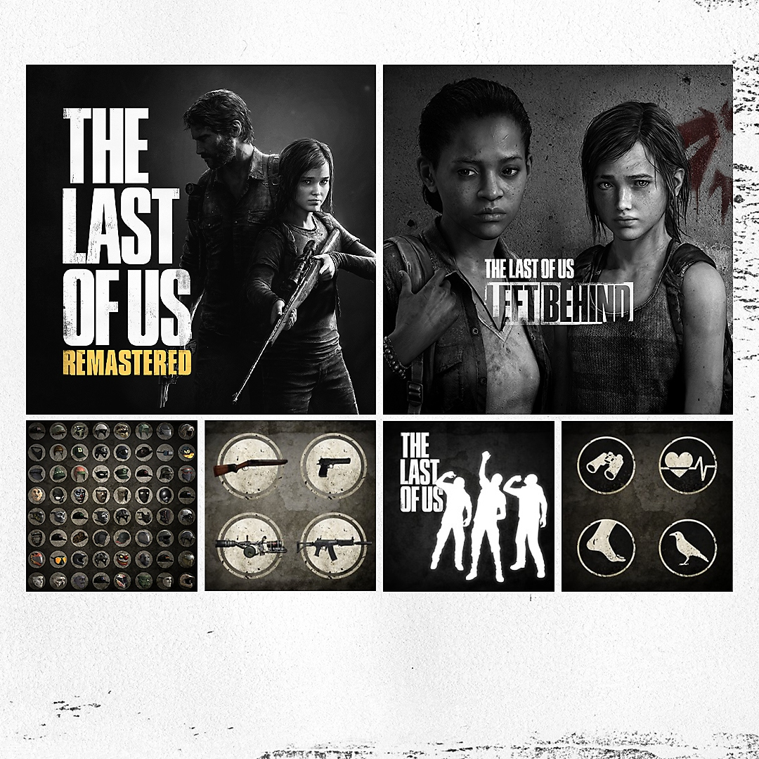SAVE 50% ON THE LAST OF US GAMES AND FACTIONS BUNDLES