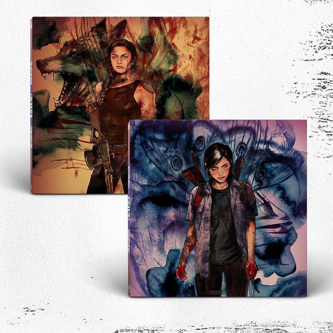 The Last of Us Part II original soundtrack vinyl from Mondo