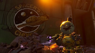 The Outer Worlds - Peligro en Gorgona - captura de pantalla de gameplay 5