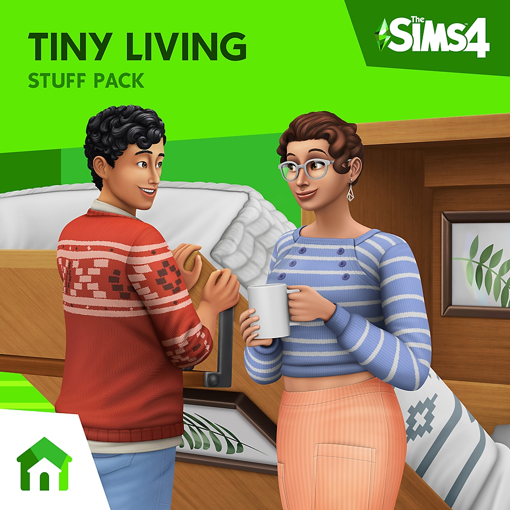 Tiny Living Stuff Pack