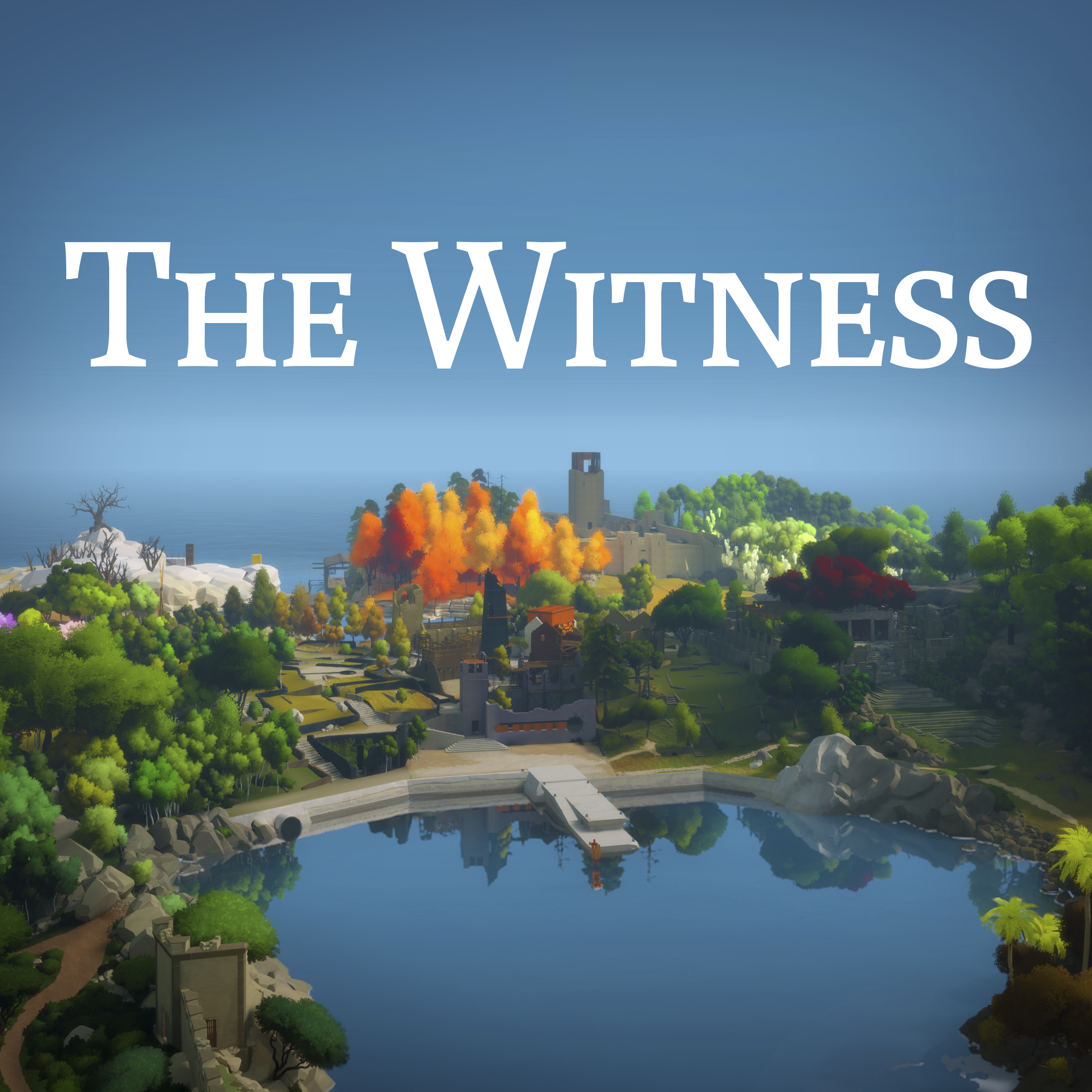 The Witness free with Play at Home