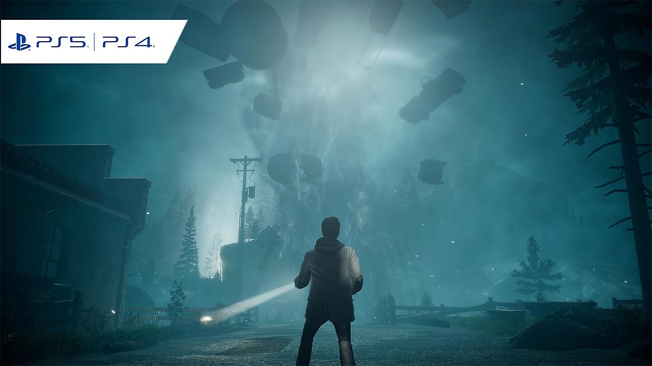 Alan Wake Remastered – kuvakaappaus