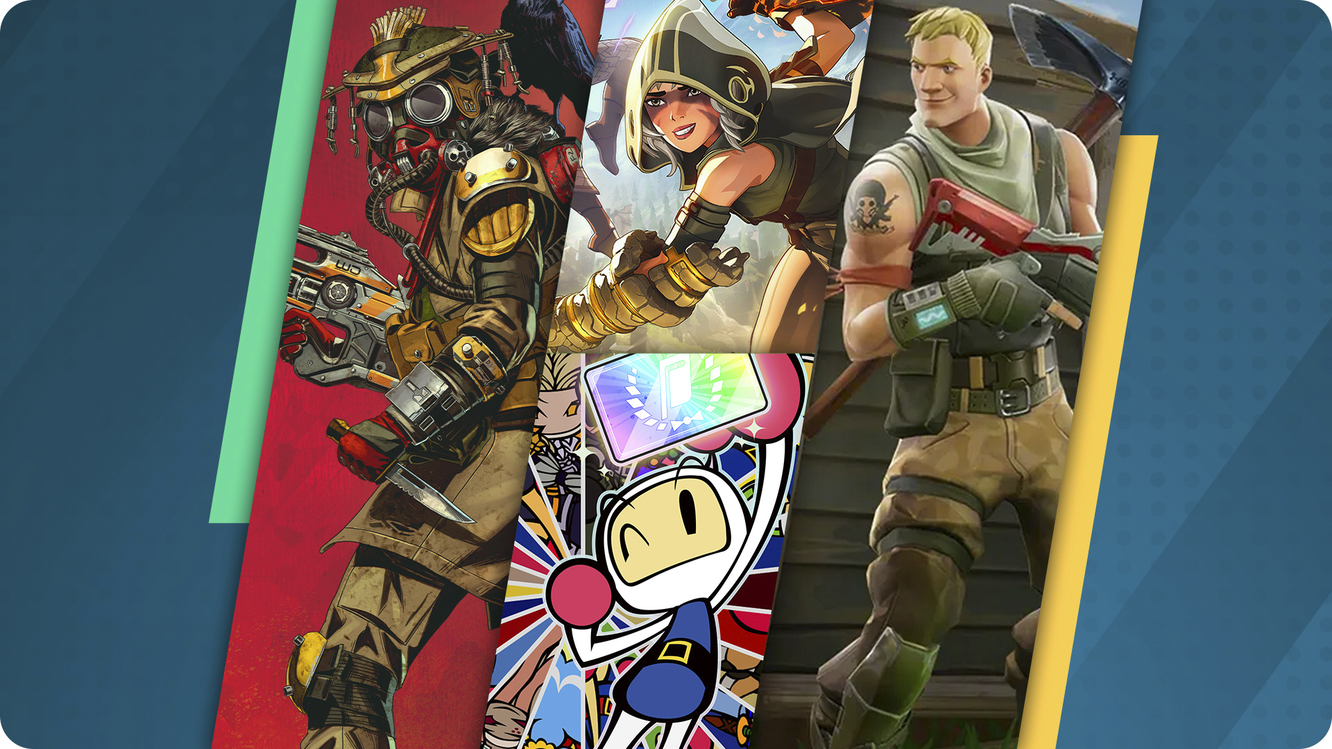 This Month on PlayStation - Battle Royale Games