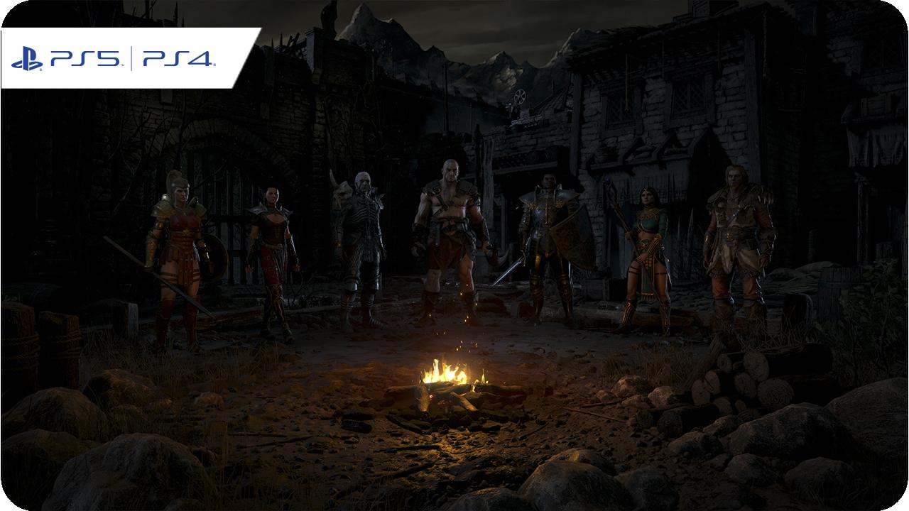Captura de pantalla de Diablo II: Resurrected
