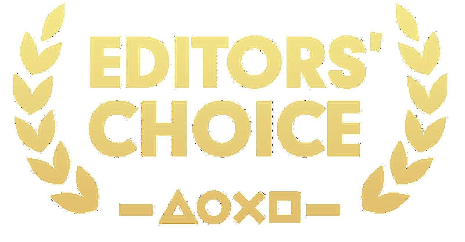 Editors' Choice 受賞エンブレム