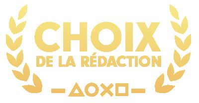 Prix du choix de la rédaction - Logo de récompense