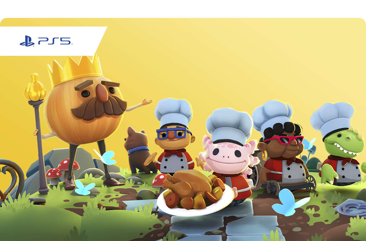 Overcooked! All You Can Eat! : imagen promocional de PS Plus