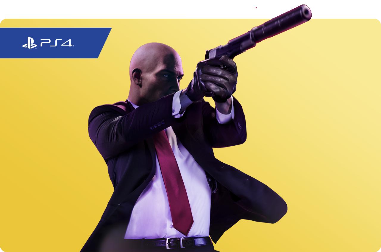 Hitman 2: imagen promocional de PS Plus