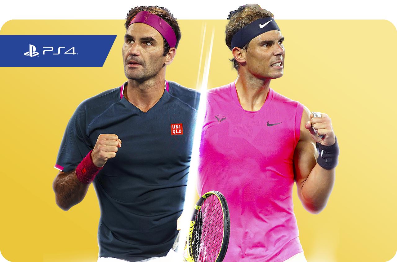 Tennis World Tour 2 - PS Plus promotional image