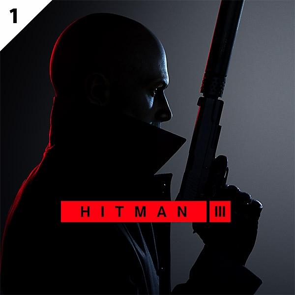 الصورة الفنية الأساسية للعبة Hitman 3