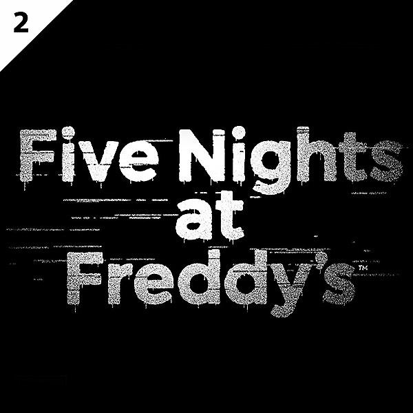 Five Nights at Freddy's original logo