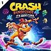 Crash Bandicoot 4: It's About Time - key art