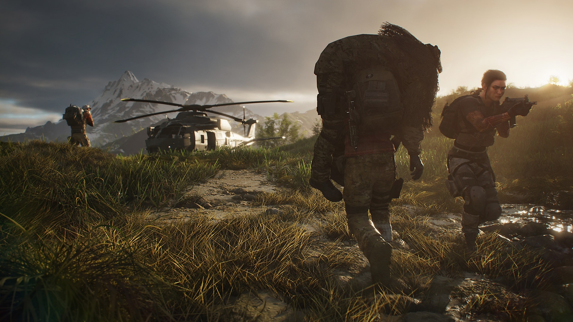 Tom Clancy's Ghost Recon Breakpoint - Screenshot 2