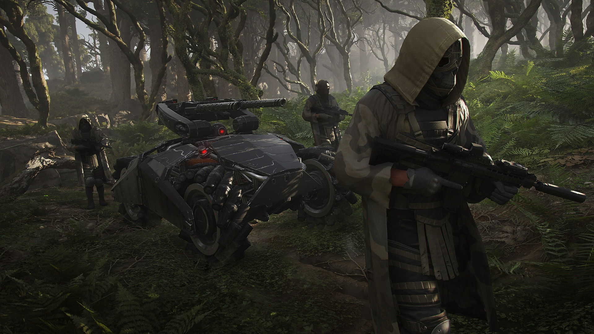 Tom Clancy's Ghost Recon Breakpoint - Screenshot 6