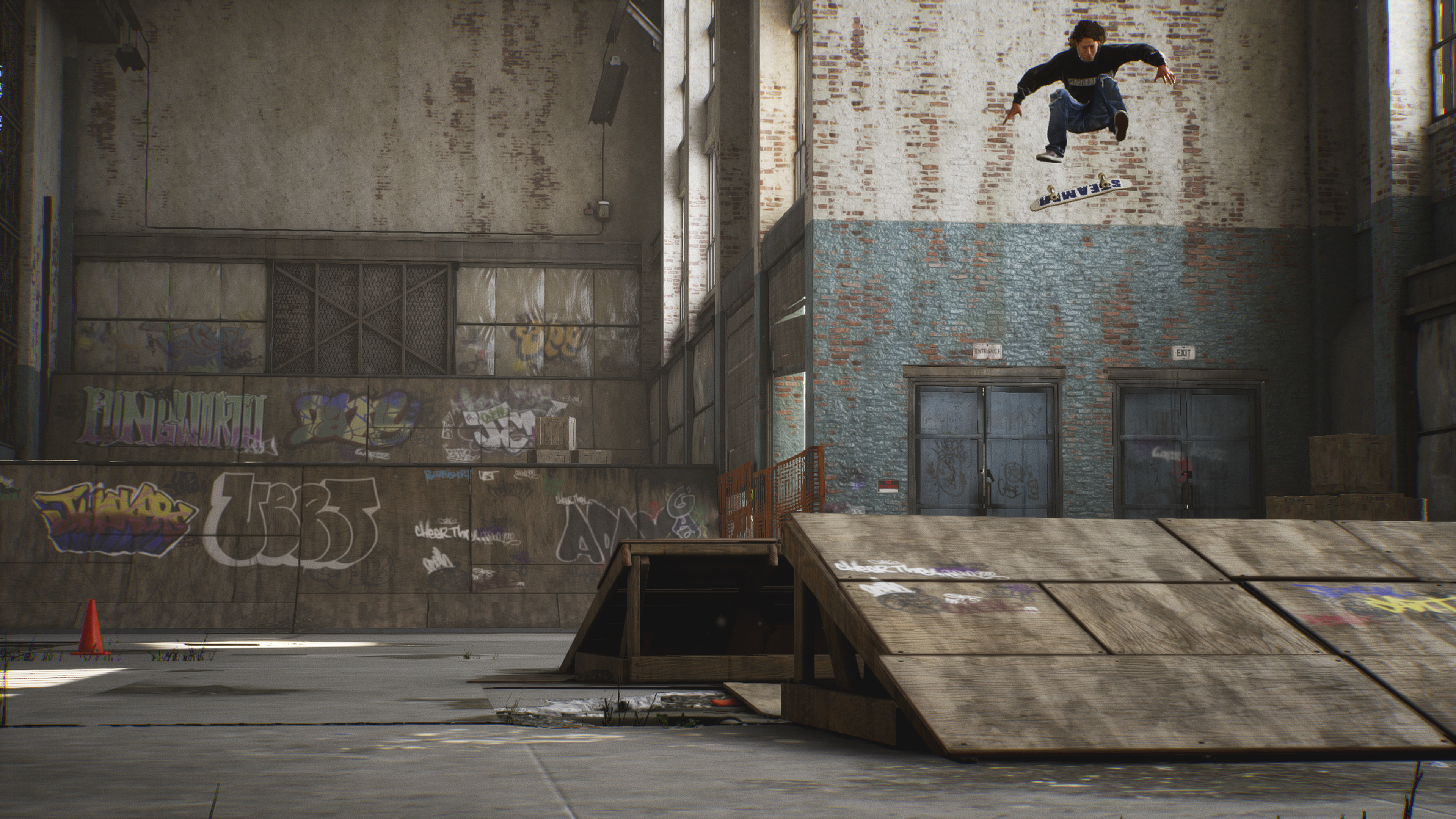 Tony Hawk's Pro Skater 1 + 2 - Gallery Screenshot 2