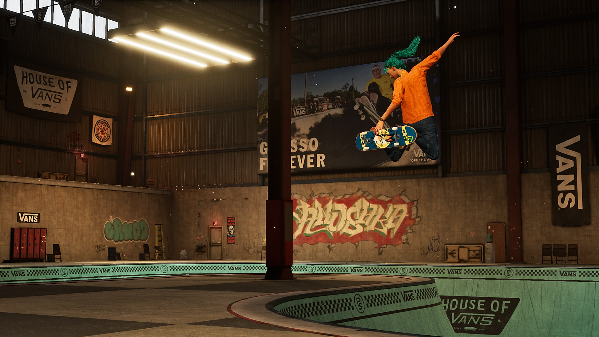 Tony Hawk's Pro Skater 1 + 2 - Gallery Screenshot 13