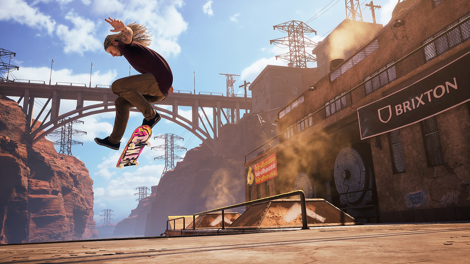 Tony Hawk's Pro Skater 1 + 2 - Gallery Screenshot 15