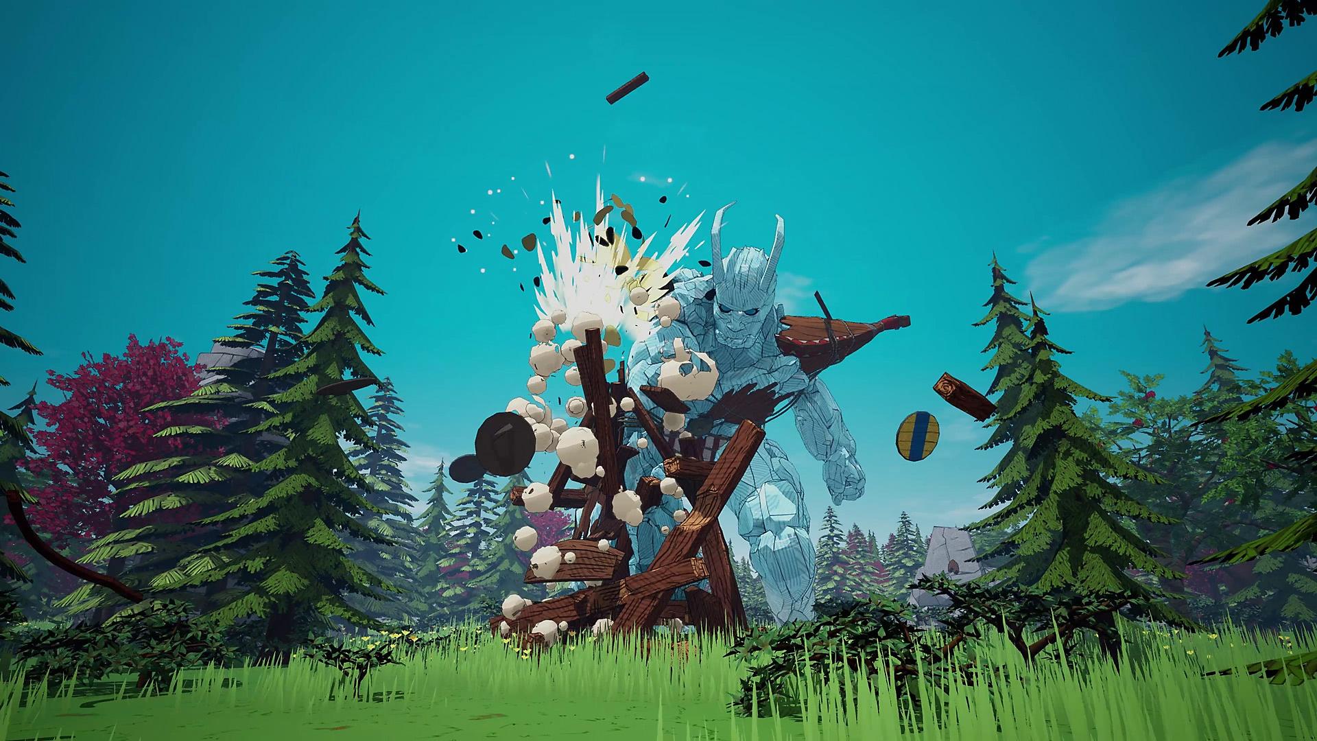 Tribes of Midgard - Reveal Screenshot