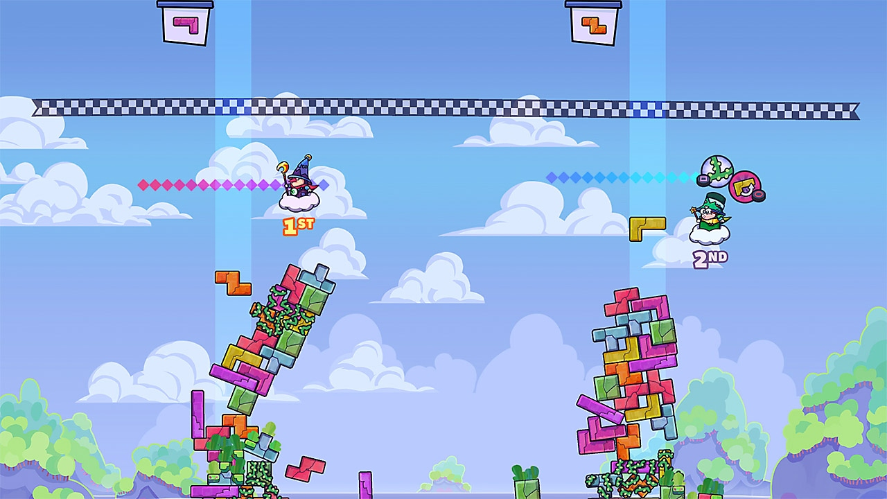 Tricky Towers – najava | PS4