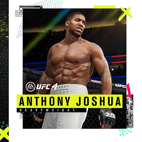 UFC 4 - Anthony Joshua
