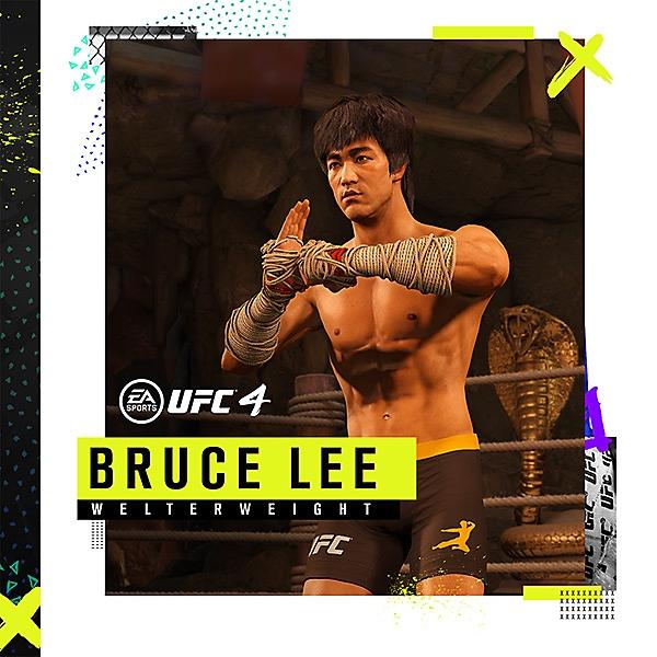 UFC 4 - Брус Лий