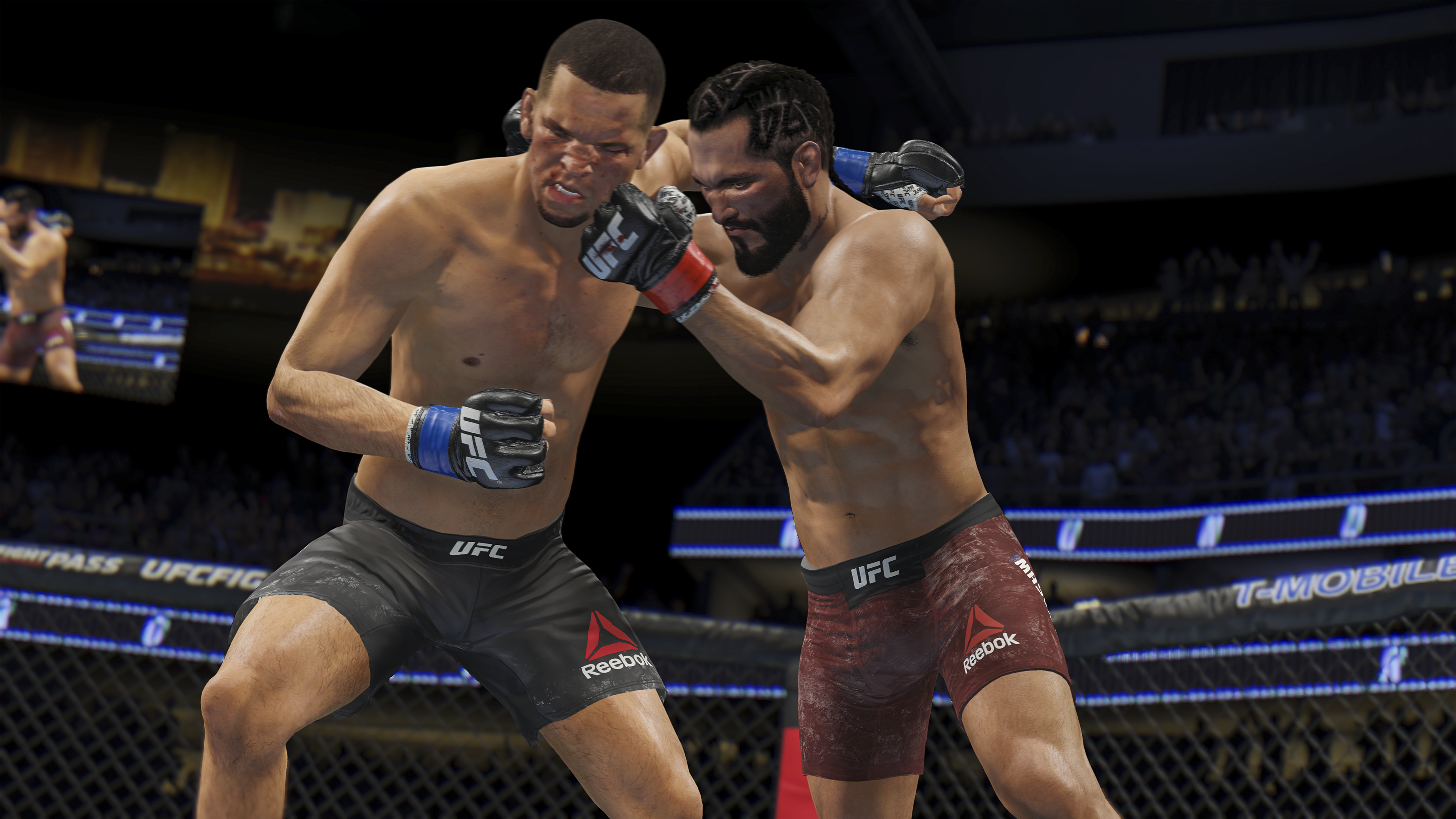 EA SPORTS™ UFC® 4 | PS4 & PS5 Games | PlayStation