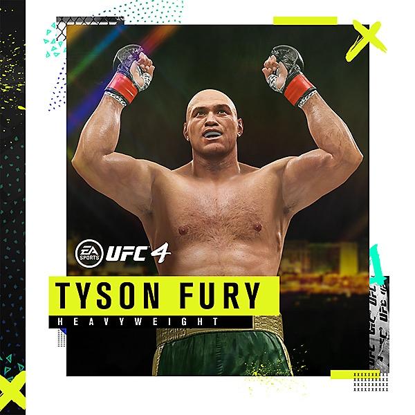 UFC 4 - Tyson Fury