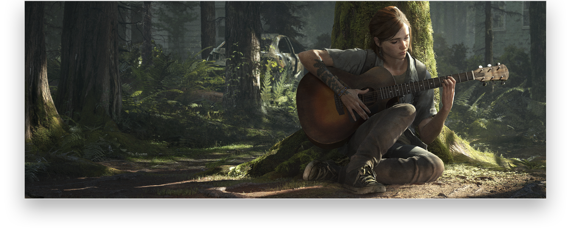 The Last of Us Part 2 key art